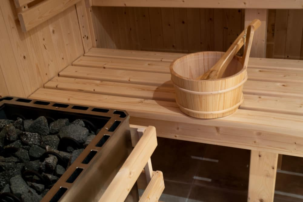 Sauna - Hammam - Jacuzzi - SPA privatif le teich -